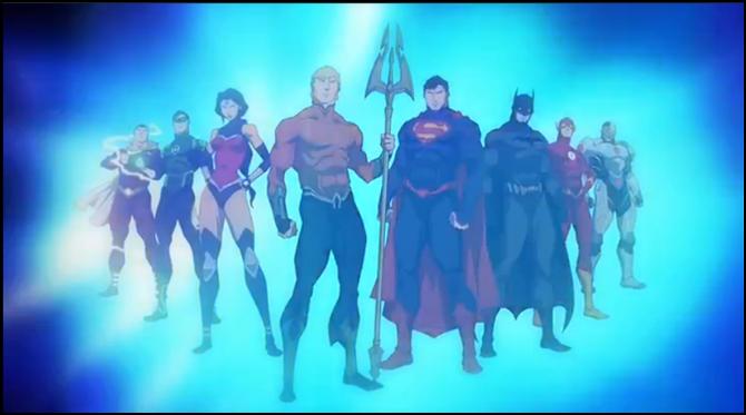 Justice League: The Throne of Atlantis. - Изображение 6