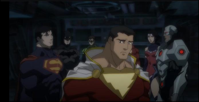 Justice League: The Throne of Atlantis. - Изображение 4