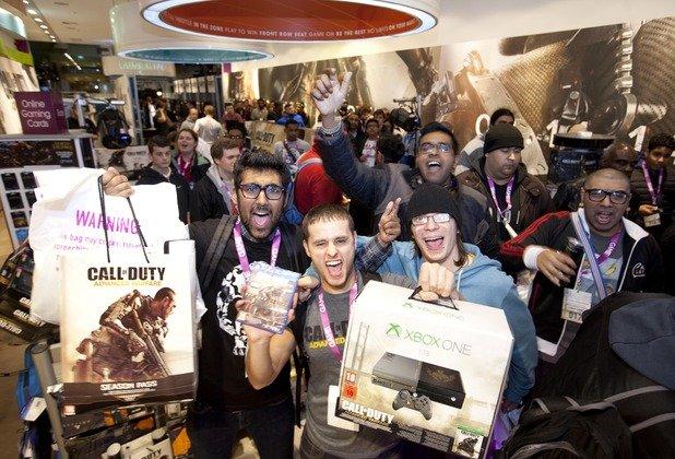 Call of Duty: Advanced Warfare стала самой продаваемой игрой на PlayStation 4 и Xbox One. Тлен.... - Изображение 1