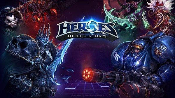 Heroes of the Storm. Благотворительность и не только.... - Изображение 1