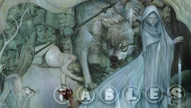 Экранизация комикса Fables (вселенная The Wolf Among Us) нашла сценариста.. - Изображение 1