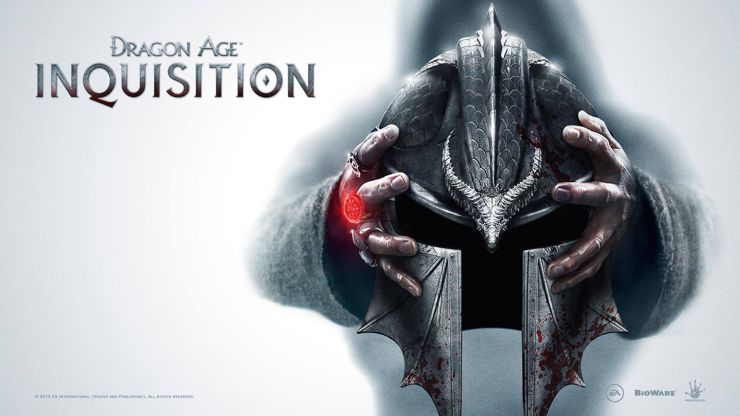 Антоха Логвинов о начале Dragon Age Инквизиция ! Почему игра говно? А говно ли? Вам понравилась? . - Изображение 1