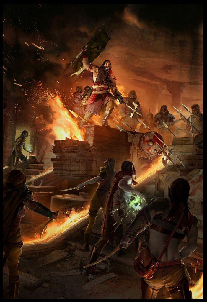 Пол Нойрат и Уоррен Спектор воскрешают  серию Ultima Underworld в новой игре Underworld Ascendant. - Изображение 1