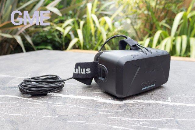 Обзор Oculus Rift Development Kit 2 . - Изображение 1