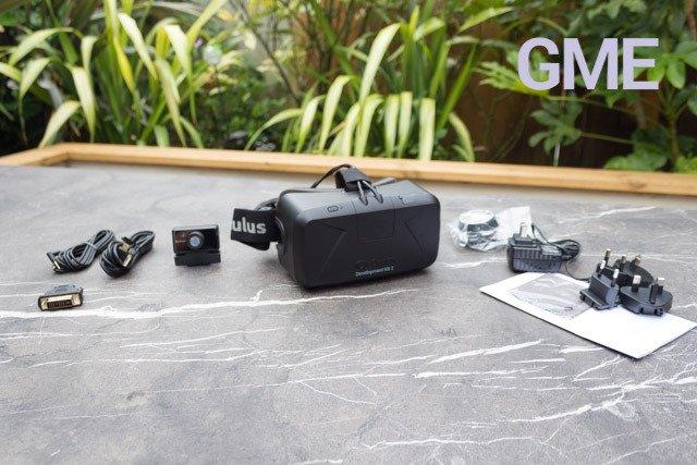 Обзор Oculus Rift Development Kit 2 . - Изображение 3