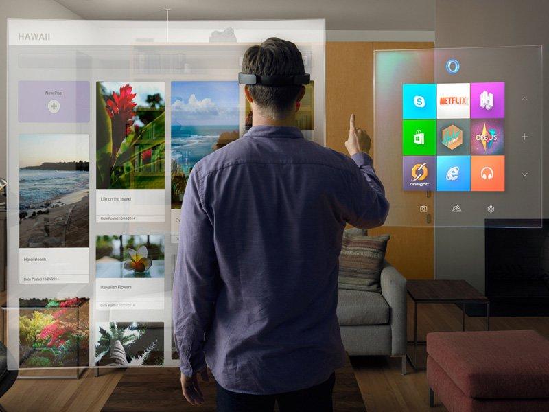 Microsoft HoloLens. - Изображение 3