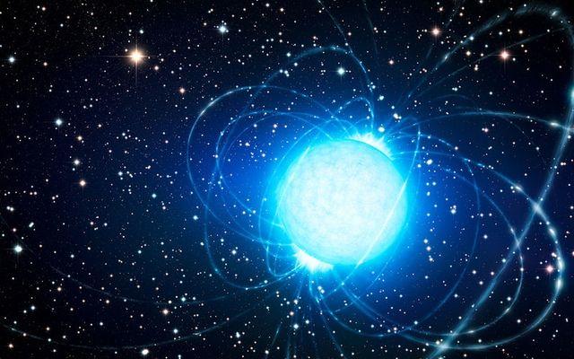 Быстрый космический радиоимпульс наблюдали в режиме реального времени. - Изображение 1