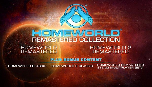 Homeworld Remastered Edition. - Изображение 1