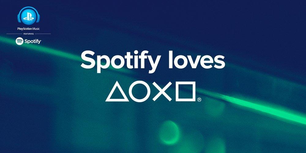 Скоро будет запущен PlayStation Music с Spotify . - Изображение 1