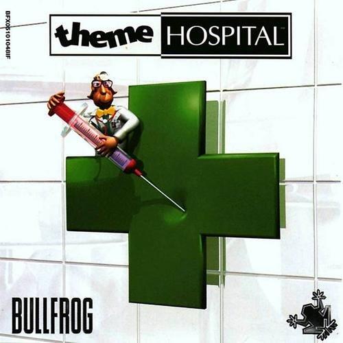 В Origin раздают бесплатно Theme Hospital. - Изображение 1