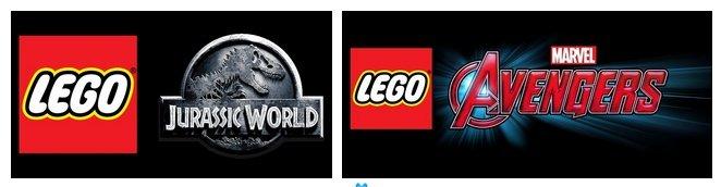Warner Bros. аносировала LEGO Jurassic World и LEGO Marvel's Avengers. И еще больше лего игр на IOS!. - Изображение 1