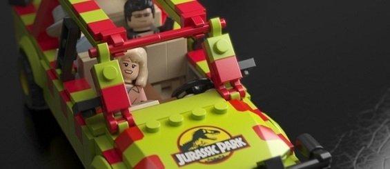 Warner Bros. аносировала LEGO Jurassic World и LEGO Marvel's Avengers. И еще больше лего игр на IOS!. - Изображение 2
