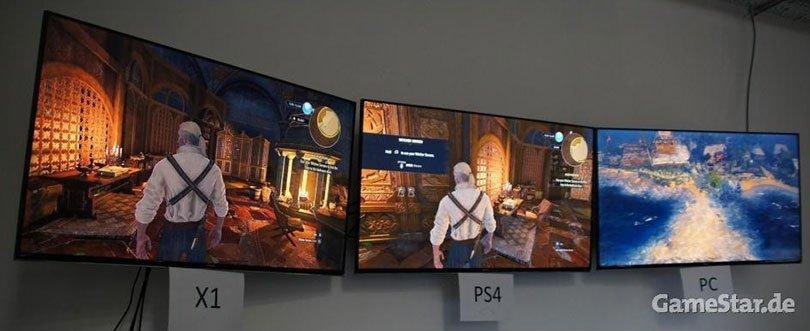 Графика The Witcher 3 на Xbox One уступает версиям для PS4 и ПК. - Изображение 1