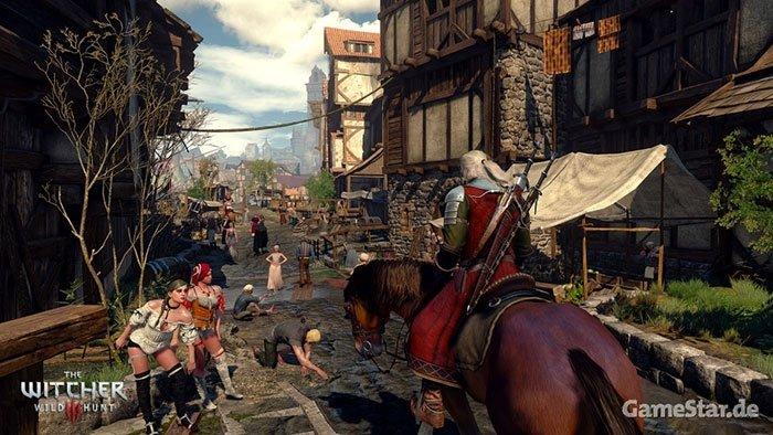 Графика The Witcher 3 на Xbox One уступает версиям для PS4 и ПК. - Изображение 4