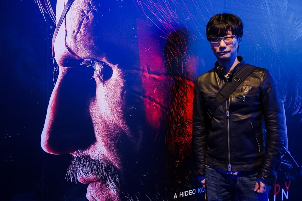 Хидео Кодзима приехал на Taipei Game Show. - Изображение 1