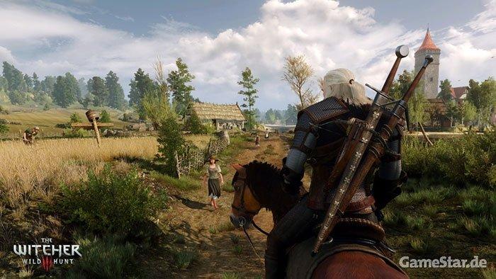 Графика The Witcher 3 на Xbox One уступает версиям для PS4 и ПК. - Изображение 3