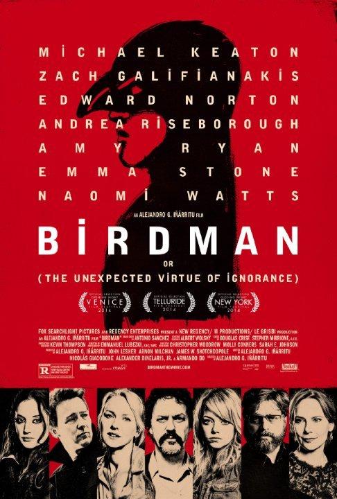 Впечатления о Birdman or the unexpected virtue of ignorance. - Изображение 1