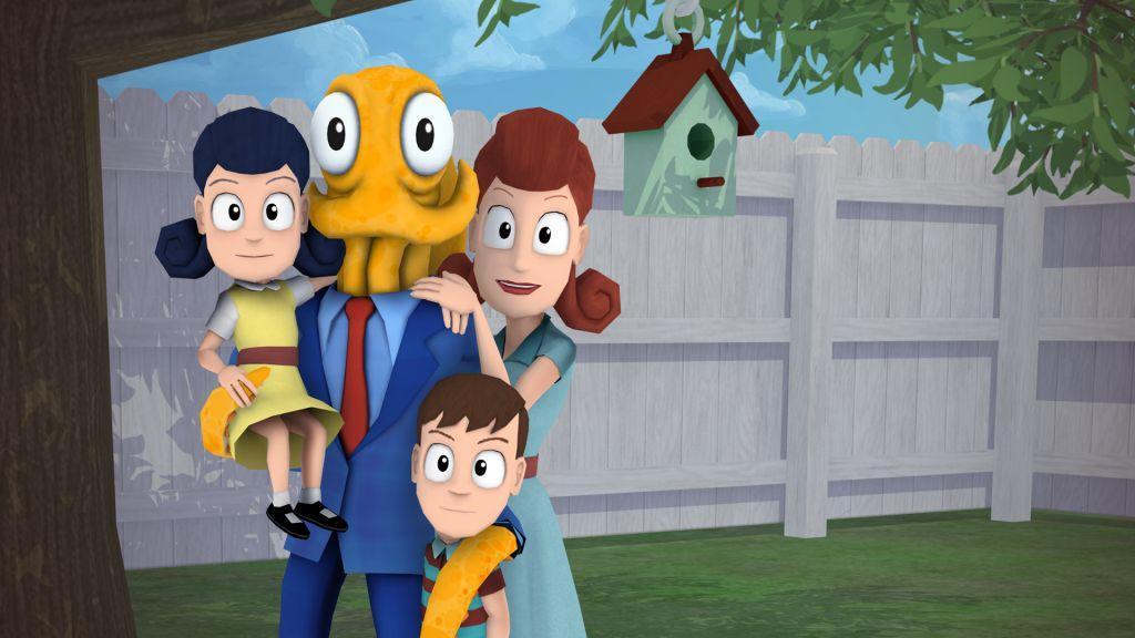 Octodad: Dadliest Catch - Отец, Муж и Осьминог под прекрытием. - Изображение 1