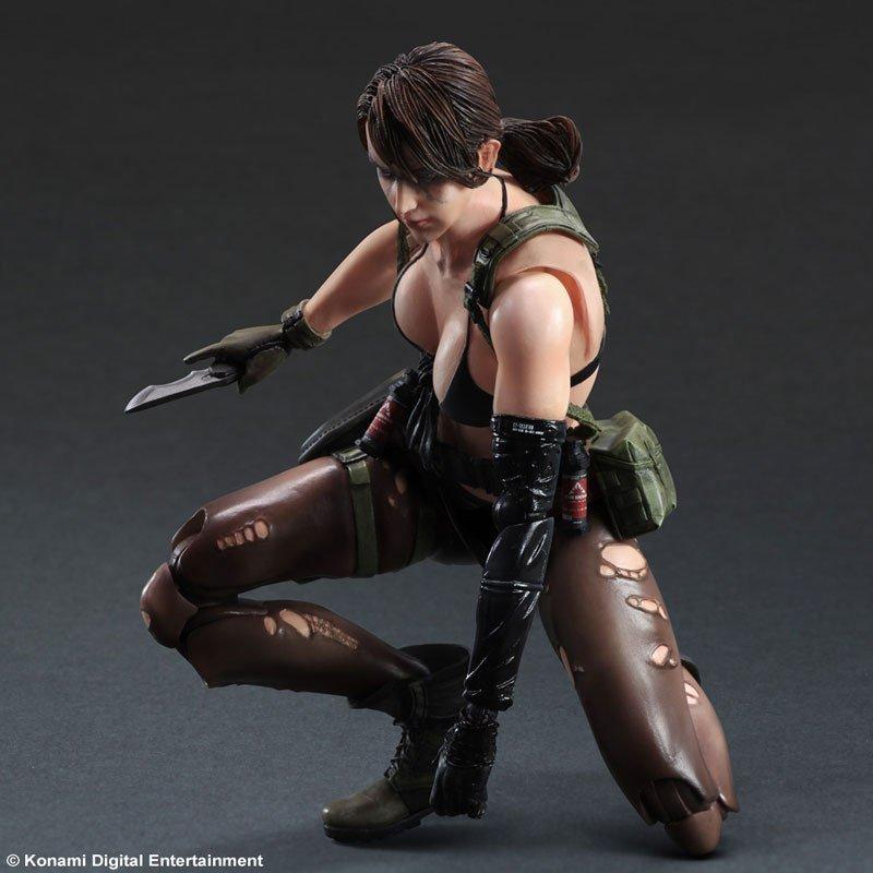 Фигурка Quiet из Metal Gear Solid V выйдет в июне и будет стоить ~100$. - Изображение 1