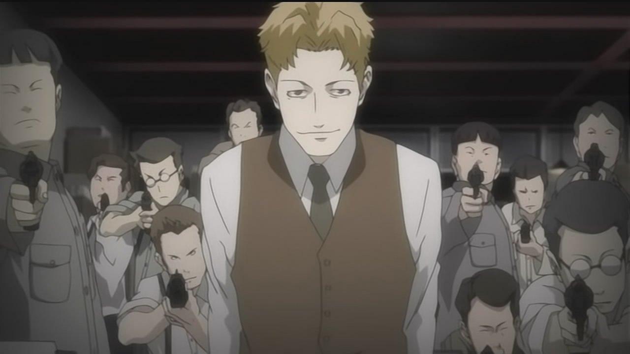 """Мнение об аниме """"Baccano!"""" Легкий, добрый, милый, радостный жесткач !. - Изображение 1"""