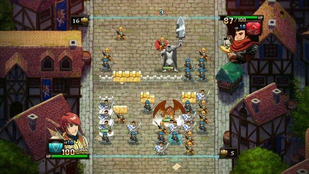 Отличная пошаговая рпг. Might and Magic - Clash of Heroes HD. - Изображение 3