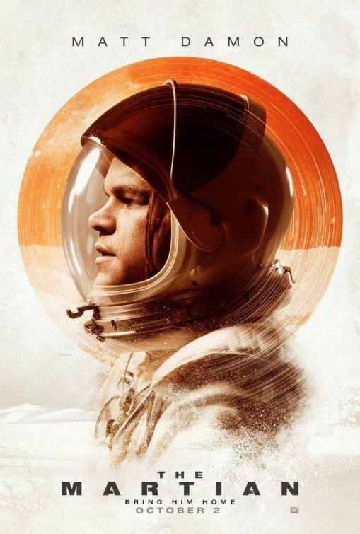 "Kinobest: ""Марсианин"" (The Martian) 2015 год. - Изображение 1"