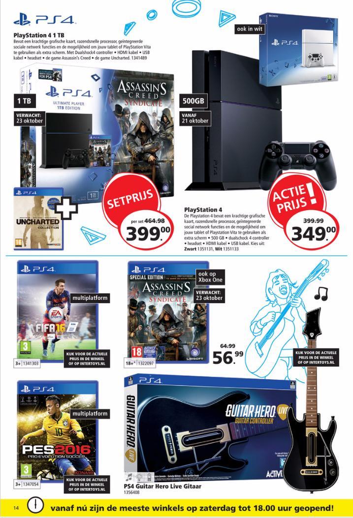 Стоимость PlayStation 4 в Европе будет снижена до 350 евро, сообщают ритейлеры. - Изображение 2