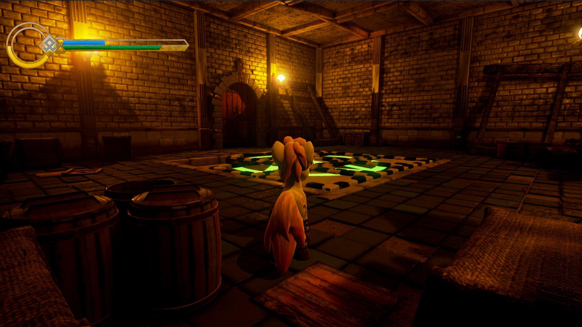 "Indie-game ""NIA : Path Of Light"". - Изображение 3"