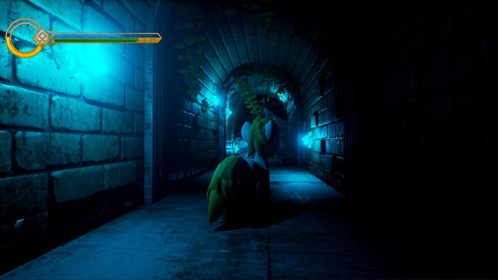 "Indie-game ""NIA : Path Of Light"". - Изображение 4"