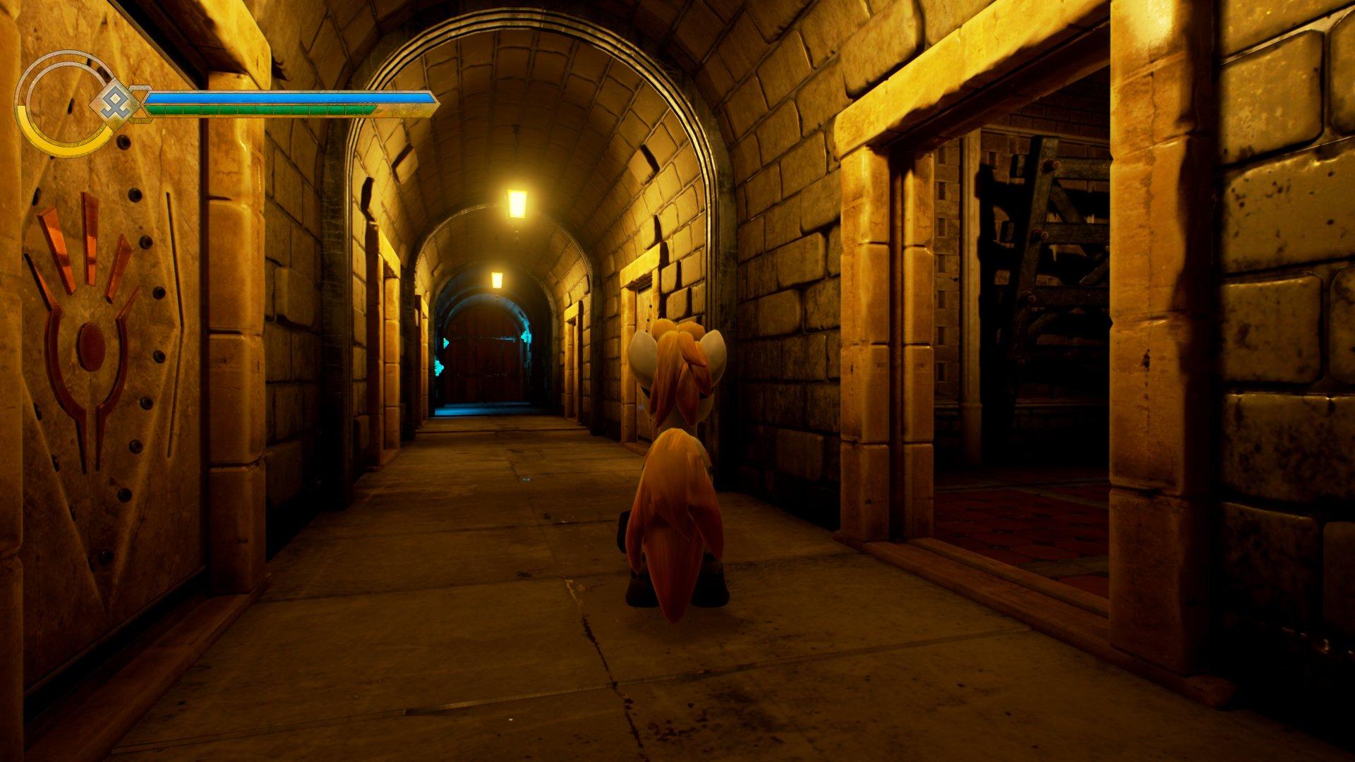 "Indie-game ""NIA : Path Of Light"". - Изображение 5"