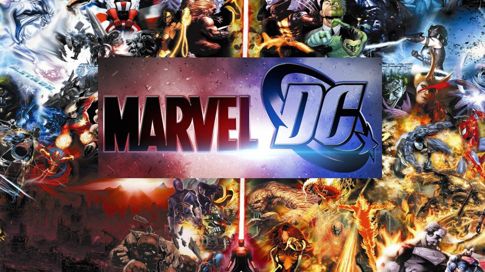 Marvel vs. DC. Нубовзгляд на супергероев. - Изображение 1
