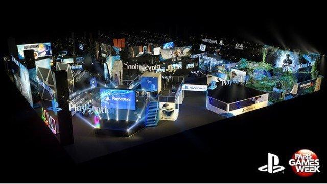 Все новости Sony с выставки Paris Games Week [ПОСТ ОБНОВЛЯЕТСЯ]. - Изображение 1