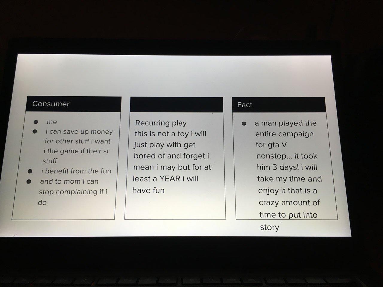 13-летний мальчик убедил родителей купить ему GTA V с помощью презентации в PowerPoint. - Изображение 6
