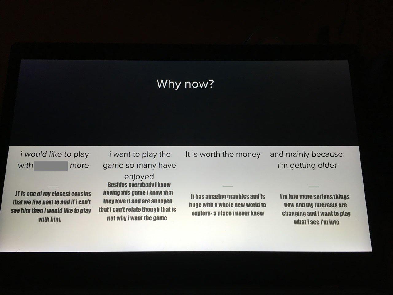 13-летний мальчик убедил родителей купить ему GTA V с помощью презентации в PowerPoint. - Изображение 4