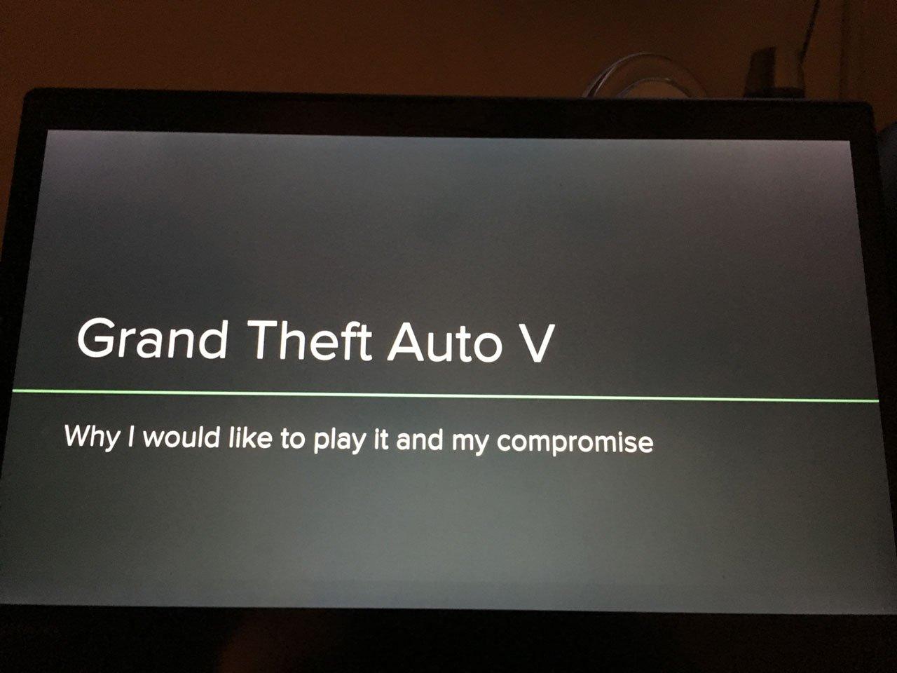 13-летний мальчик убедил родителей купить ему GTA V с помощью презентации в PowerPoint. - Изображение 1