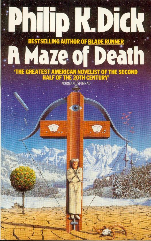 Религиозная фантастика Филипа Дика «Лабиринт смерти» . - Изображение 1