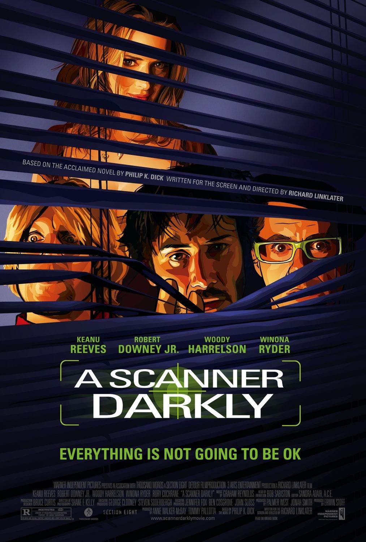 """Kinobest: """"Помутнение"""" (A Scanner Darkly) 2006 год. - Изображение 1"""