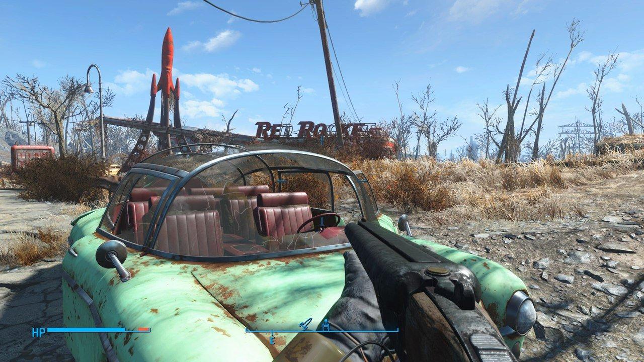 Новые скриншоты Fallout 4 без сжатия. - Изображение 3