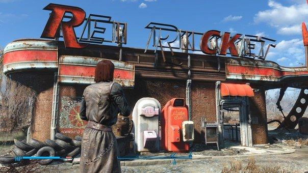 Новые скриншоты Fallout 4 без сжатия. - Изображение 2