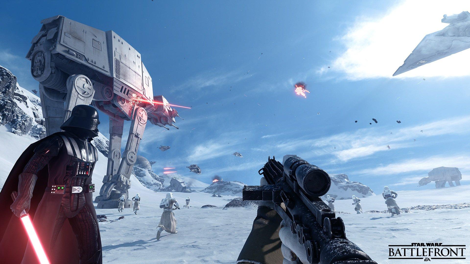 Star Wars: Battlefront - средняя оценка игры в прессе не дотягивает до 8 баллов. - Изображение 1