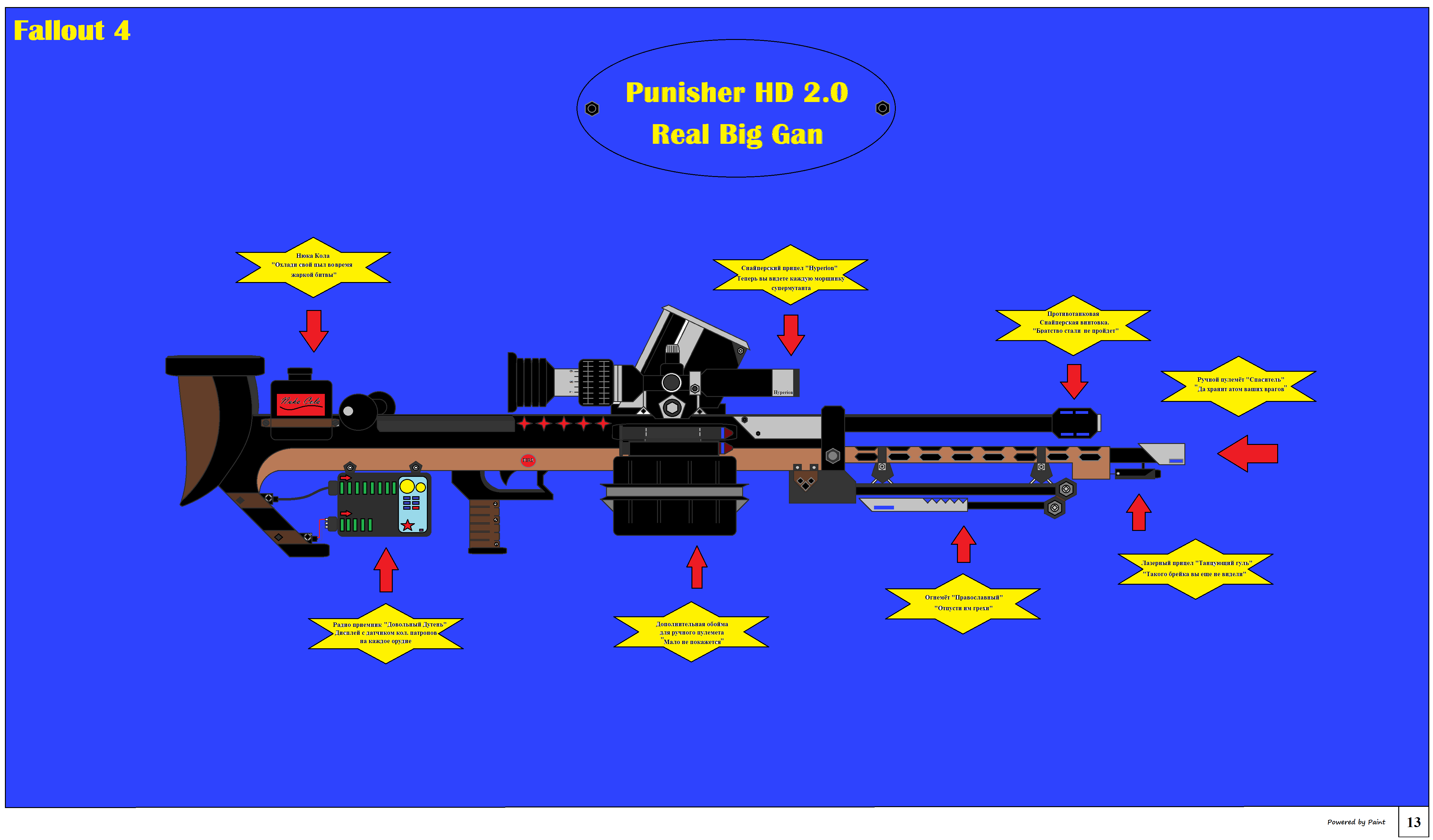 Punisher HD 2.0. - Изображение 1