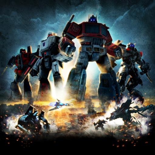 Запоздавшая рецензия на прошлогоднюю Transformers: War for Cybertron. Была написана давно, спустя пару дней после  .... - Изображение 6