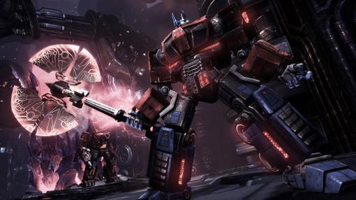 Запоздавшая рецензия на прошлогоднюю Transformers: War for Cybertron. Была написана давно, спустя пару дней после  .... - Изображение 7