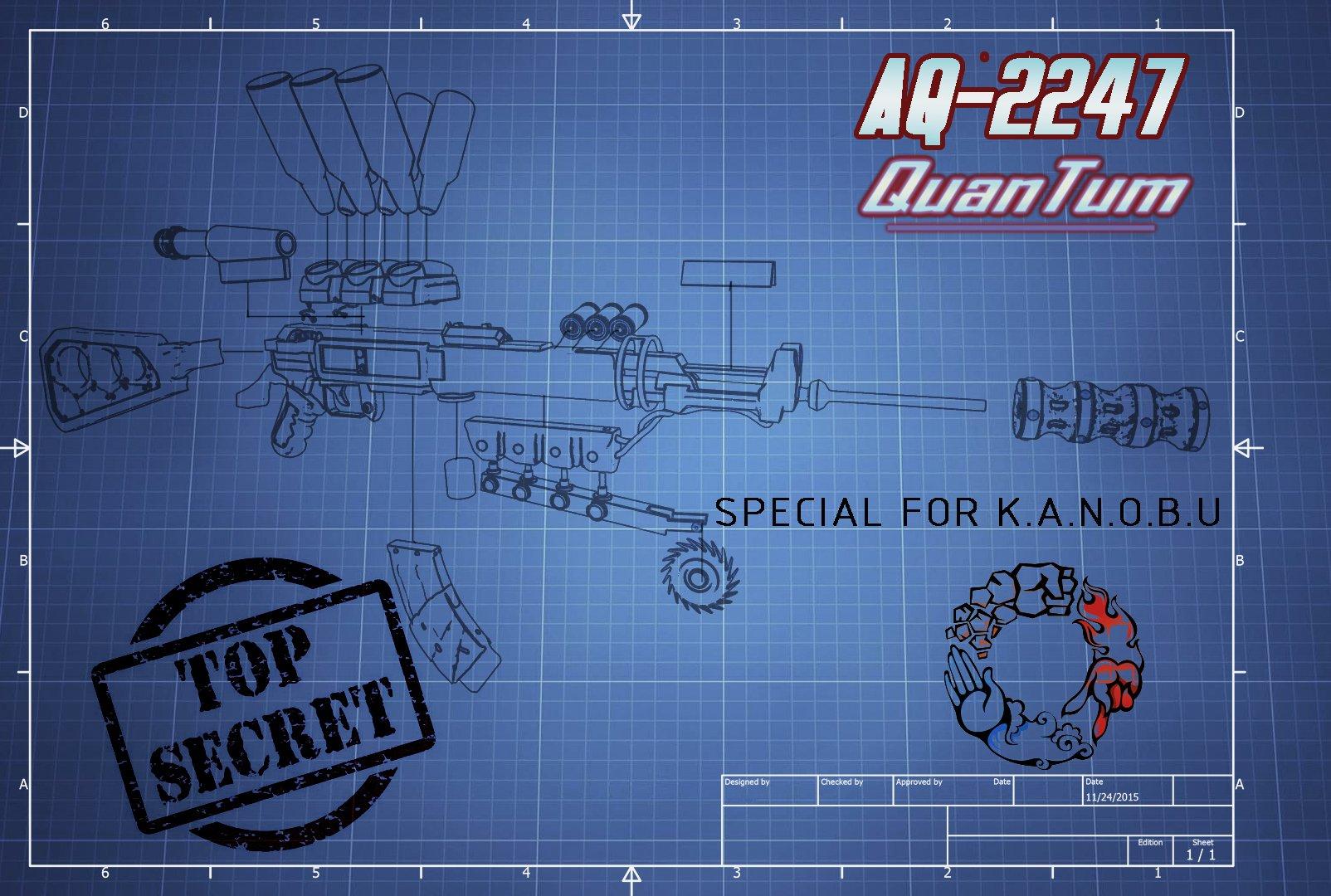 AQ - 2247 Quantum. - Изображение 1