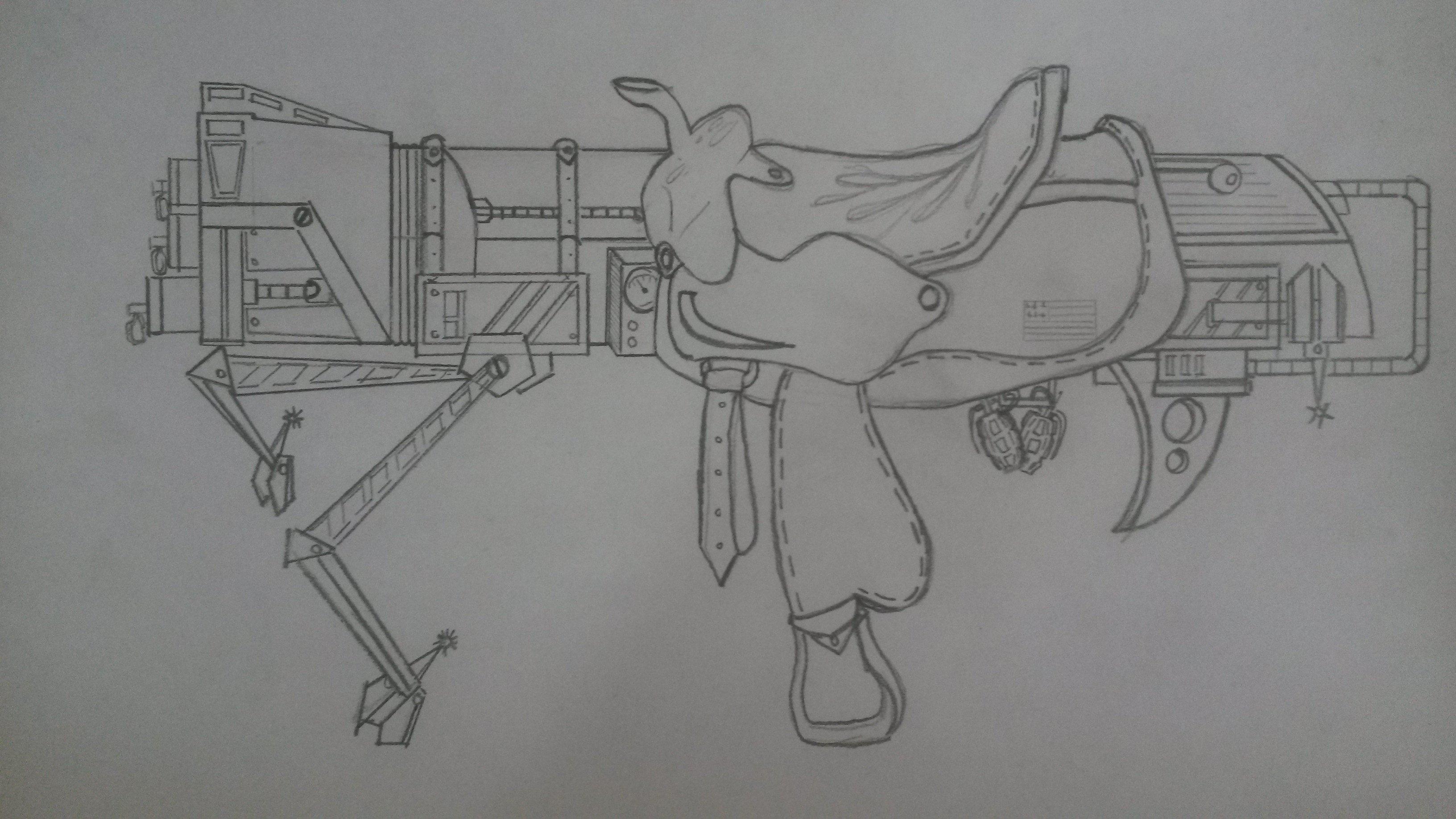 """Horse forсe"". - Изображение 1"