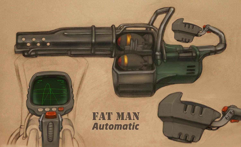 Fat-Man Automatic. - Изображение 1