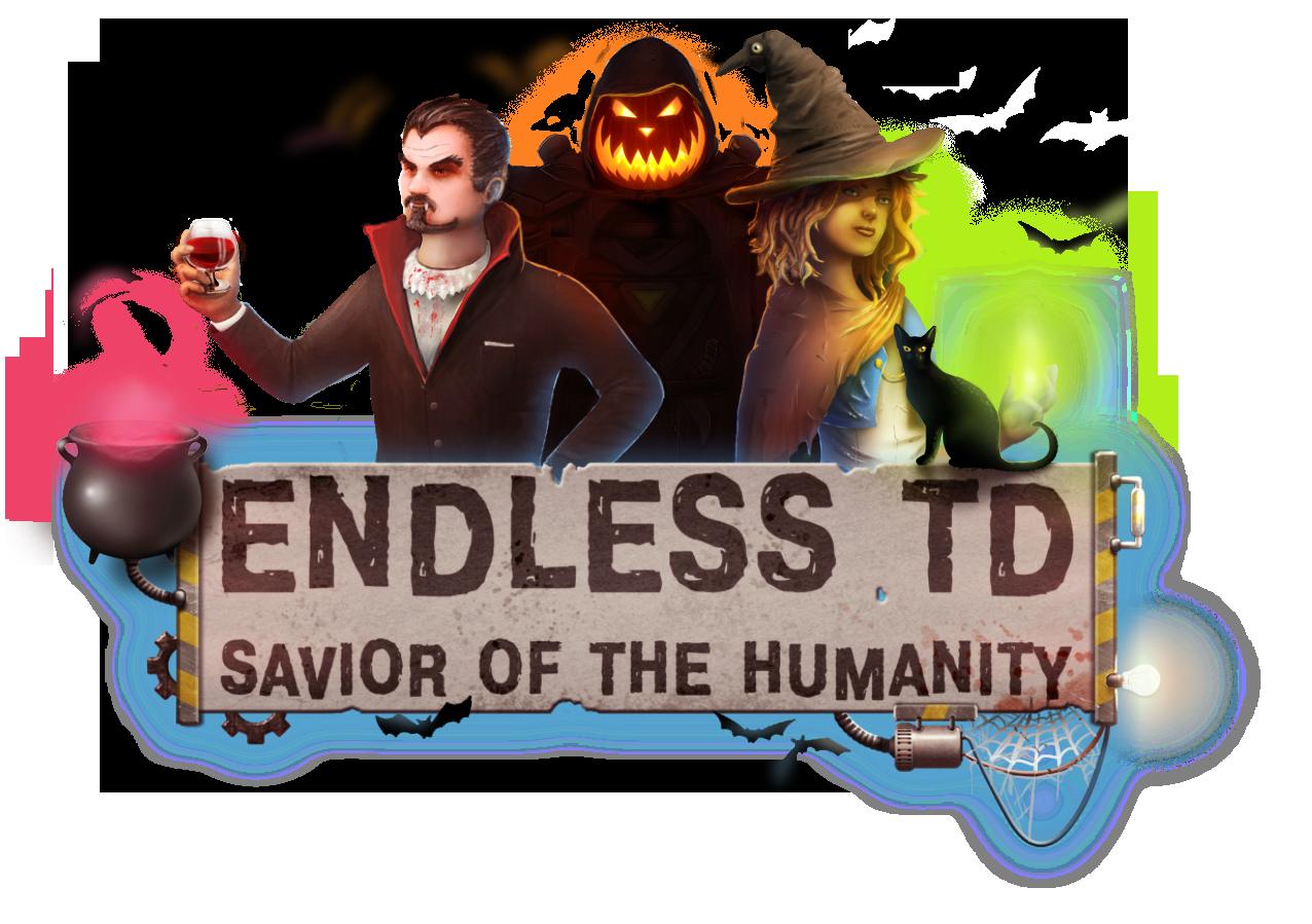 Halloween в Endless TD!. - Изображение 1