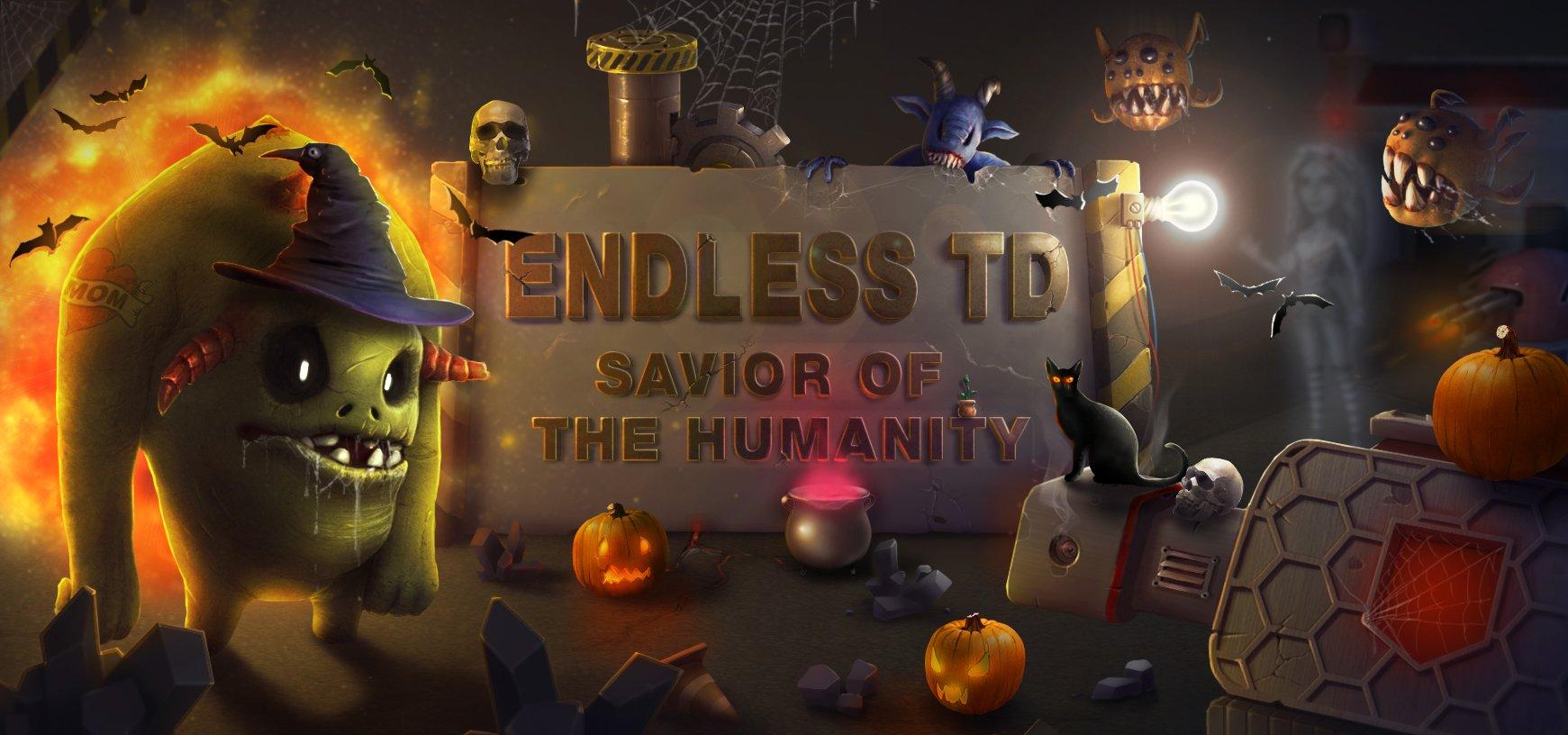 Halloween в Endless TD!. - Изображение 2