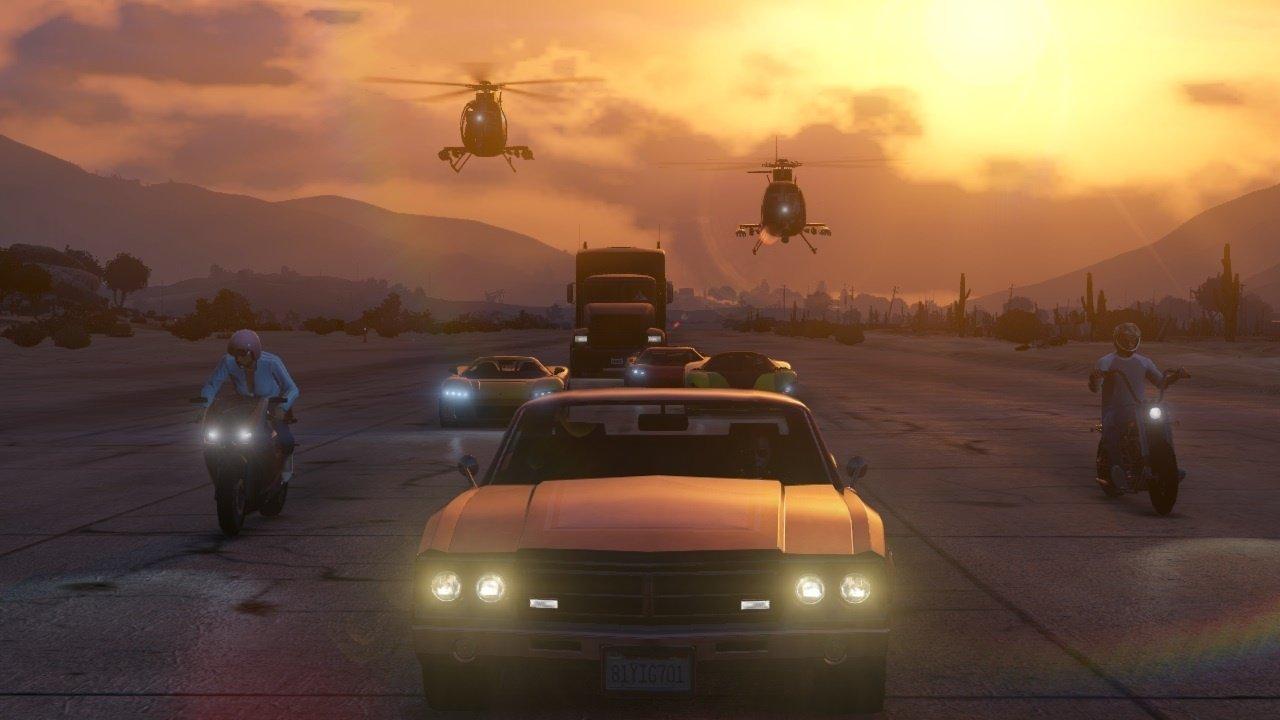 Тираж GTA V - 54 млн.копий, в GTA Online играют 8 млн. человек в неделю. - Изображение 1