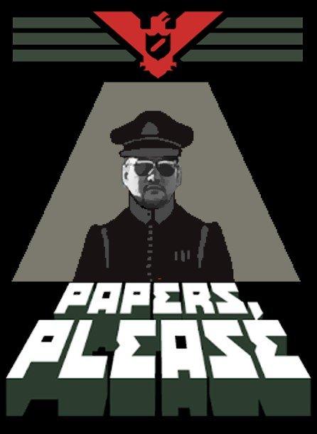 Стрим по Papers, Please с Шоном (четверг, 3 декабря, 20.00 по Мск). - Изображение 1
